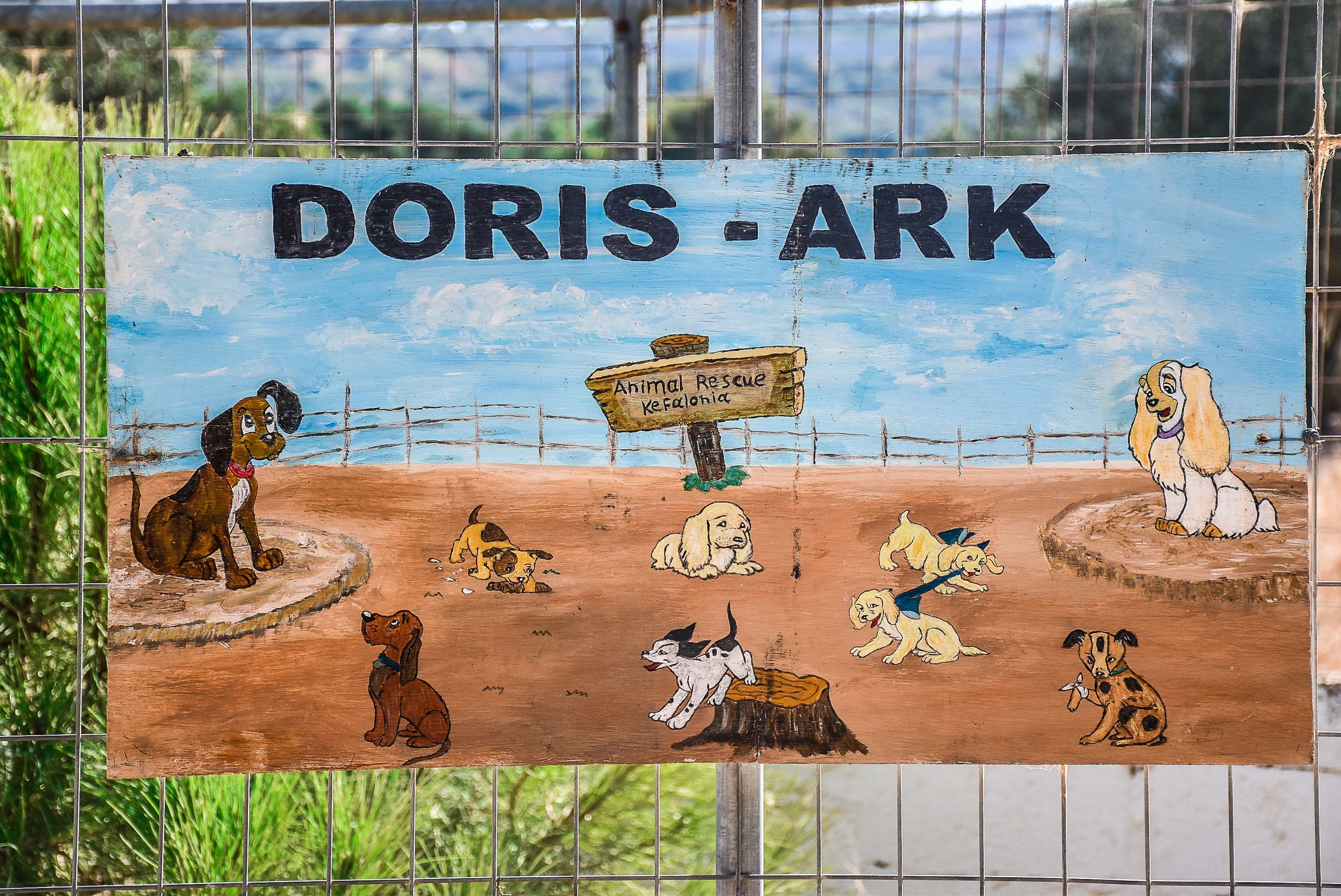ARK Doris UK and Animal Rescue Kefalonia – ARK Doris UK