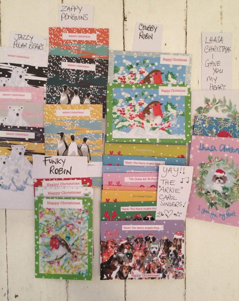 Animal Rescue Kefalonia Christmas Cards 5